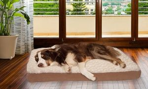 Furhaven Ultra Plush Orthopedic Pet Bed From 16 99 34 99 Orthopedic Pet Bed Pet Mattress Orthopedic Dog Bed