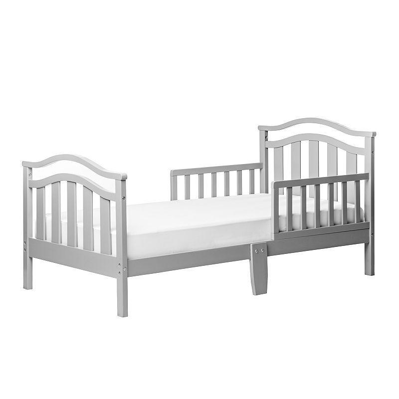 Dream On Me Elora Toddler Bed Kid Beds Grey Toddler Bedding Toddler Bed