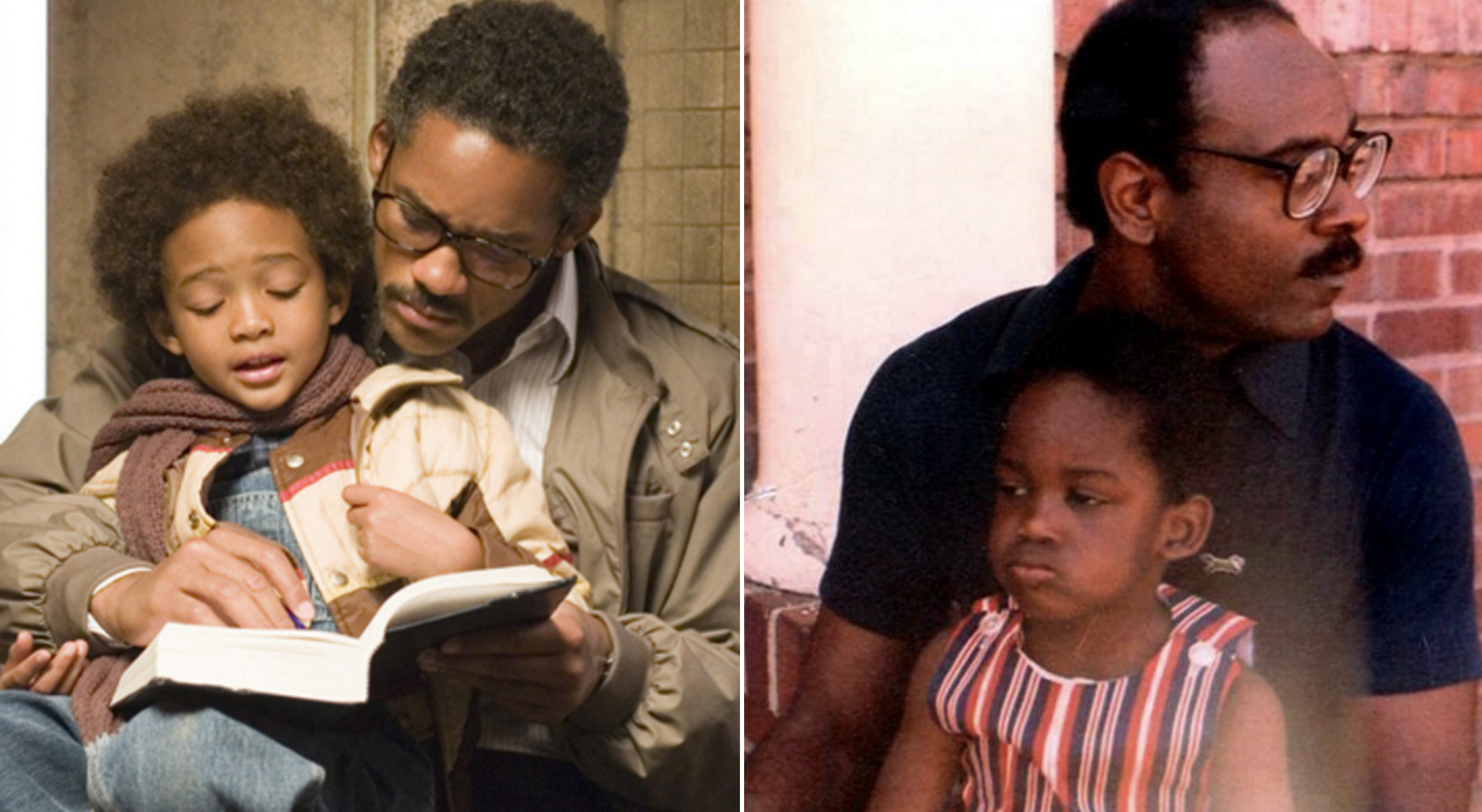 Will Smith As Chris Gardner The Pursuit Of Happyness