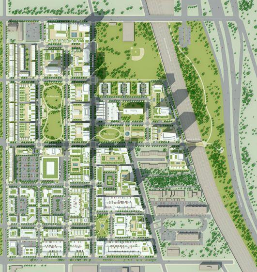illustrative site plan #landscapingplans