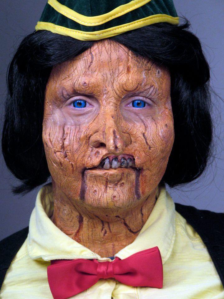 Hollywood's professional makeup school Cool halloween