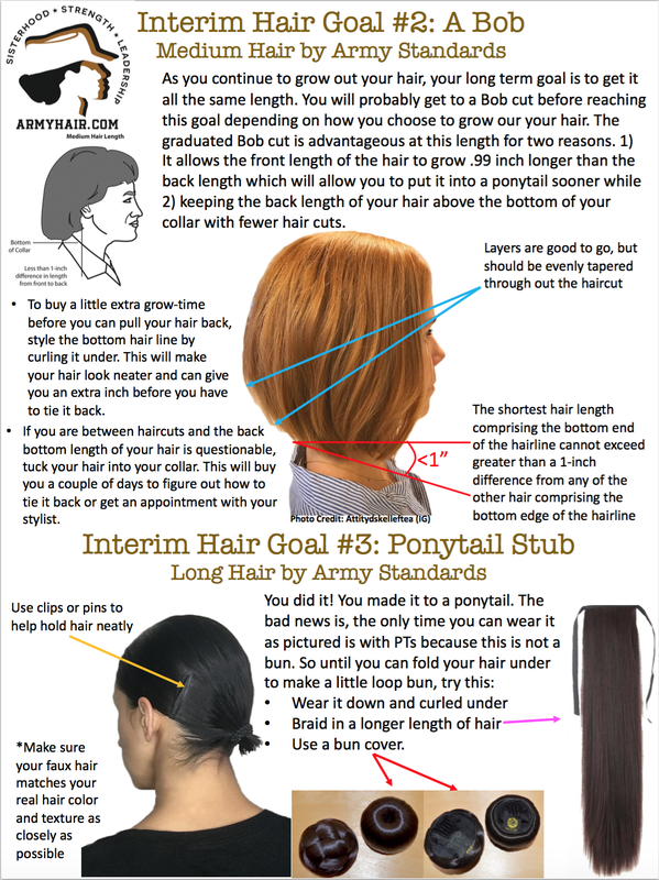 17+ Can you have ombre hair in the military ideas in 2021