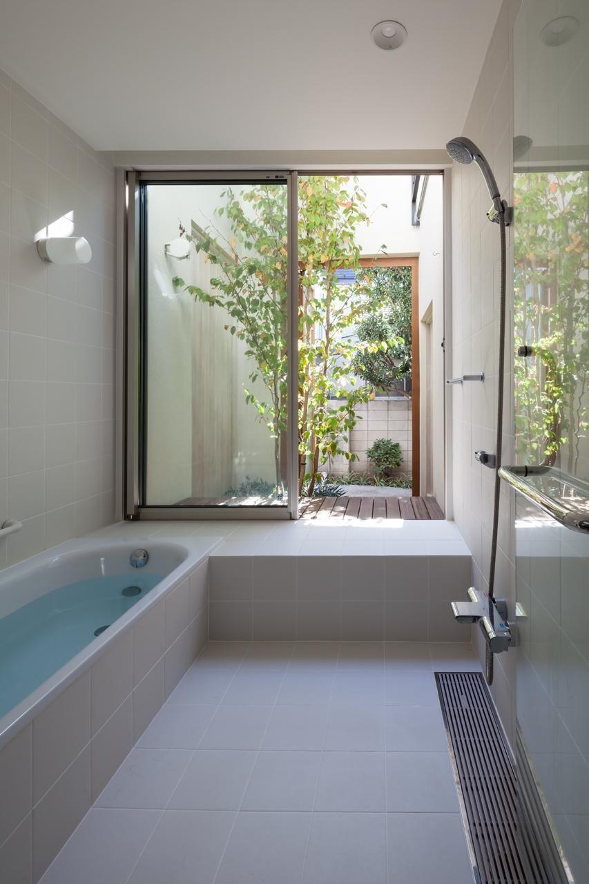 Suavo Inc 浴室 インテリア バスルームのインテリアデザイン