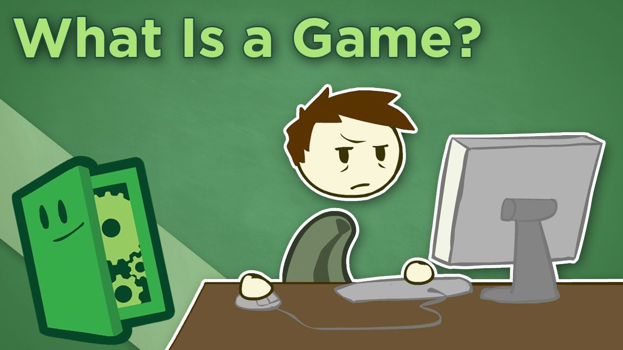 Extra Credits What Is A Game How This Question Limits Our Medium Game Design This Or That Questions Creative Writing Ideas