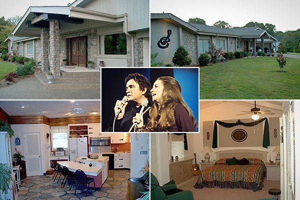 Homes of Country Music Stars 2012 | Homes of the Rich & Famous ...