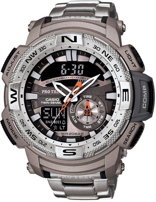 fd8fe9a91c8c Casio PRG-280D-7JF - Reloj para hombres