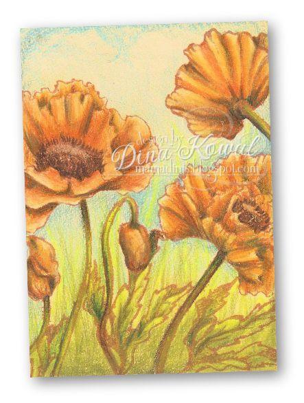 Mama Dini's Stamperia: Flourishes