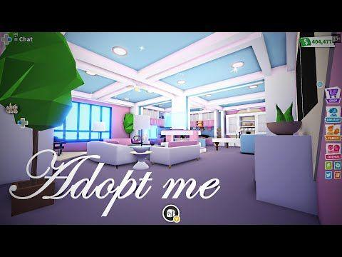 Adopt Me Futuristic House Tour Build Ideas With Madam Madhouse Youtube Futuristic Home Cute Room Ideas Secret Rooms