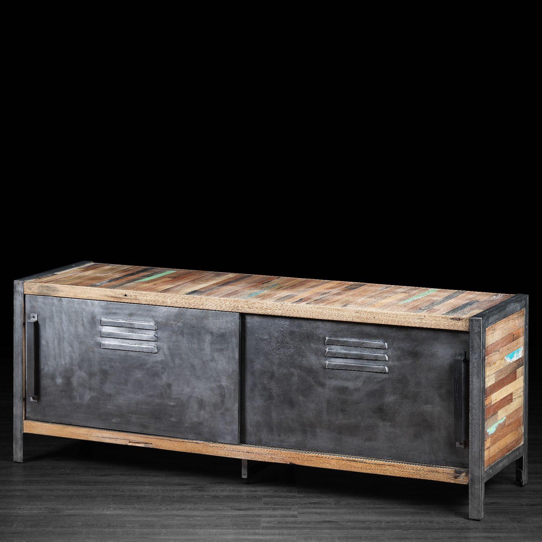 Artemano Locker Style TV Stand Living room Pinterest