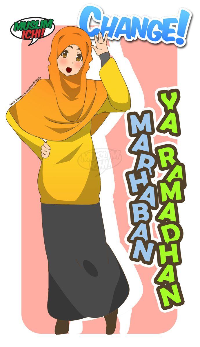 Marhaban Ya Ramadhan Kartun : marhaban, ramadhan, kartun, Marhaban, Ramadhan, Muslimichi, DeviantART, Ramadhan,, Deviantart,