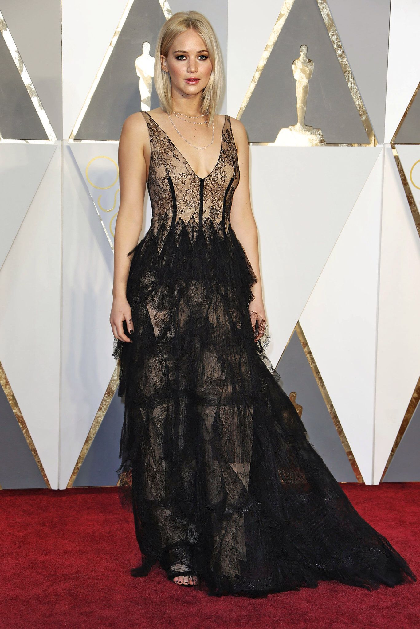 Jennifer Lawrence   Oscars 2016
