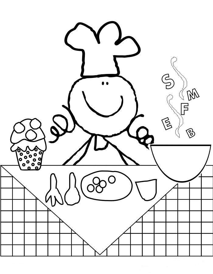 dibujos para cocina dibujos para colorear dibujos para decorar ...