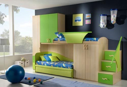 room ideas Design Pinterest Dormitorio, Dormitorios niños y