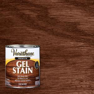Varathane 1 Qt Cherrywood Wood Interior Gel Stain 2 Pack 339586 The Home Depot Gel Stain Staining Wood Gel Stain Kitchen Cabinets