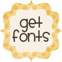 Free Scrapbook Fonts...so cute for classroom labels.