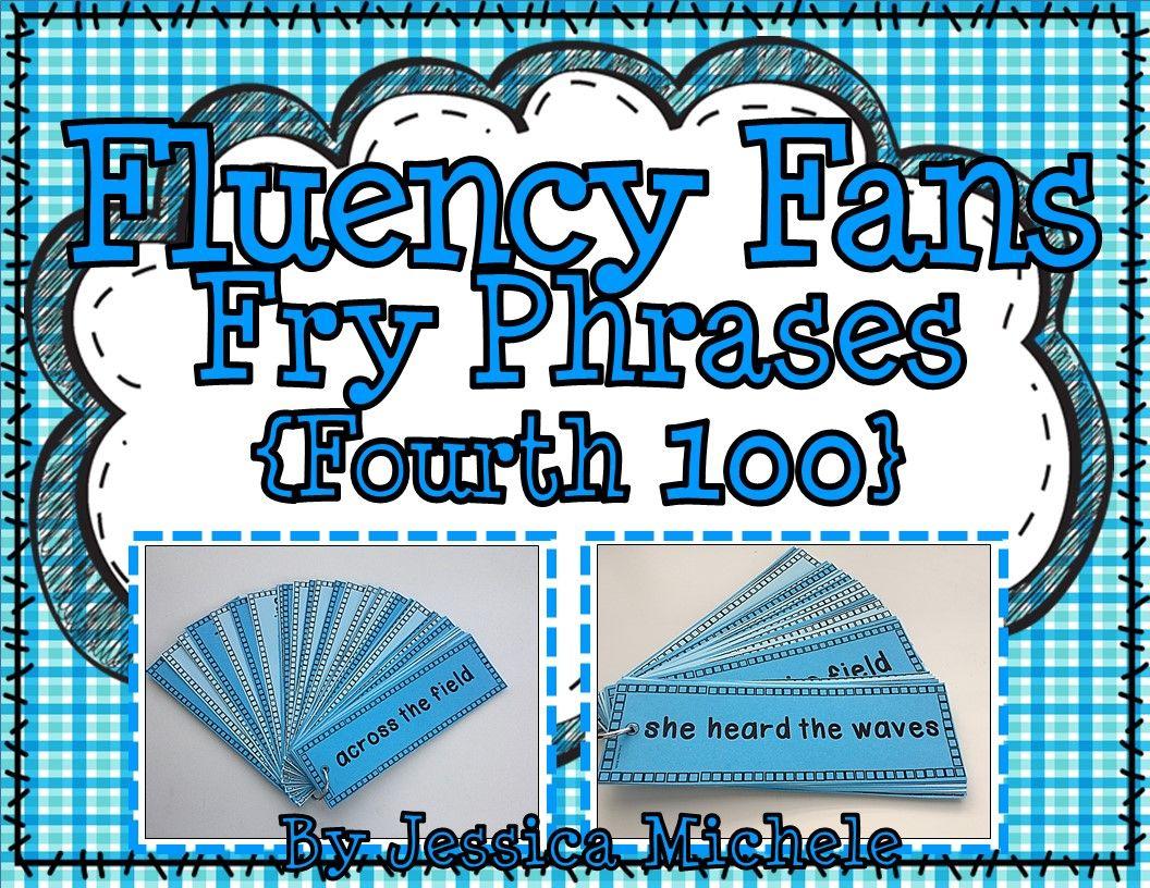 Fluency Fans Fry Phrases Fourth 100