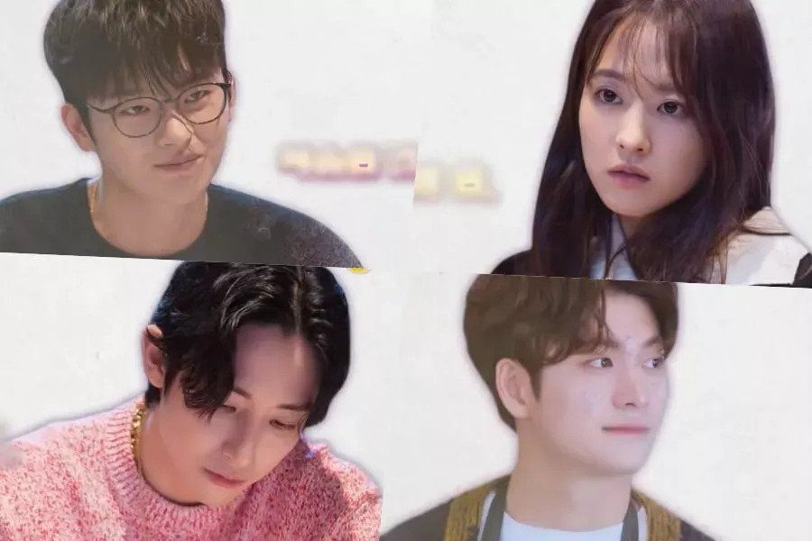 Watch: Seo In Guk, Park Bo Young, Lee Soo Hyuk, Kang Tae Oh, And More Share Excitement For Upcoming Romance Drama