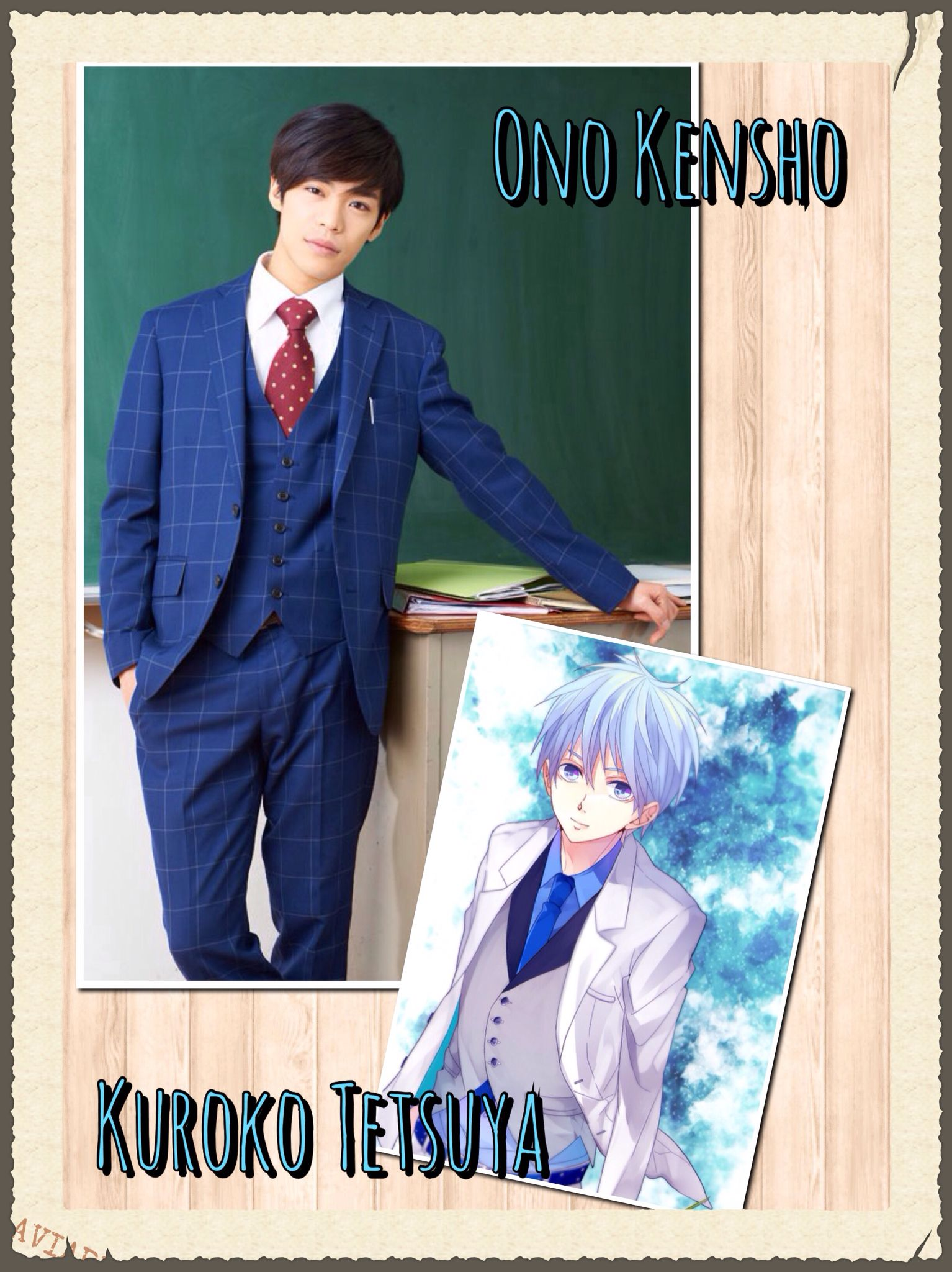 Ono kensho i mean hes seriously handsome3