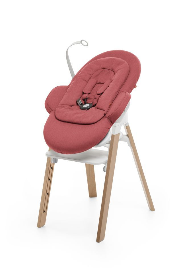 Bring Baby To The Family Table From Day 1 With Stokke Steps Avec Images Chaise Haute Chaises Hautes Transat