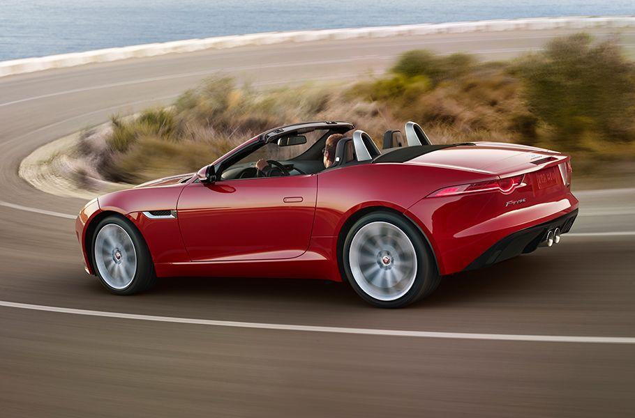 Pin by David Parker on Sports Cars Jaguar f type, New