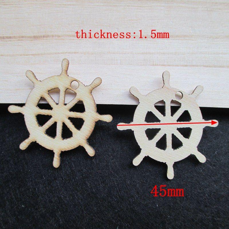 80pcs/set 45mm wholesale high quality pendant die cutting