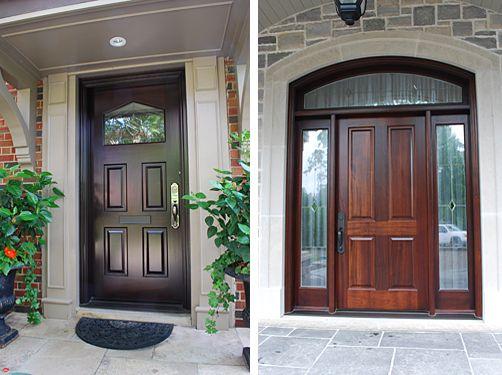 Superieur Outstanding Single Exterior Doors Home Gallery   Exterior Ideas 3D .