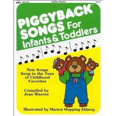 Piggyback Songs For Infants And Toddlers Infant Toddler