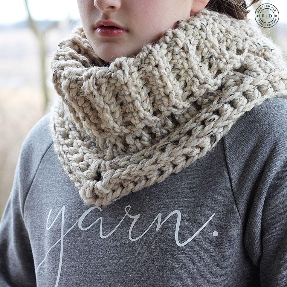 Easy Crochet Cowl Pattern New Inspiration Ideas