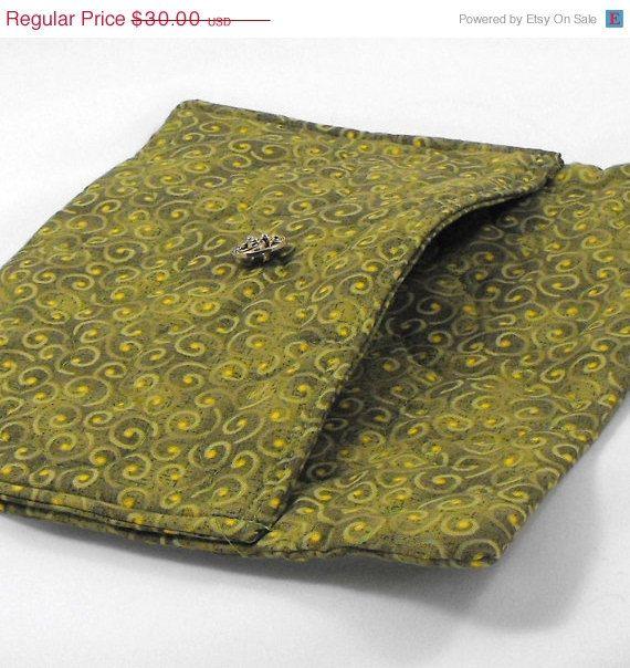 ON SALE Quilted Nook Tablet Nook Color Cover Case by ByAThreadVt, $20.00