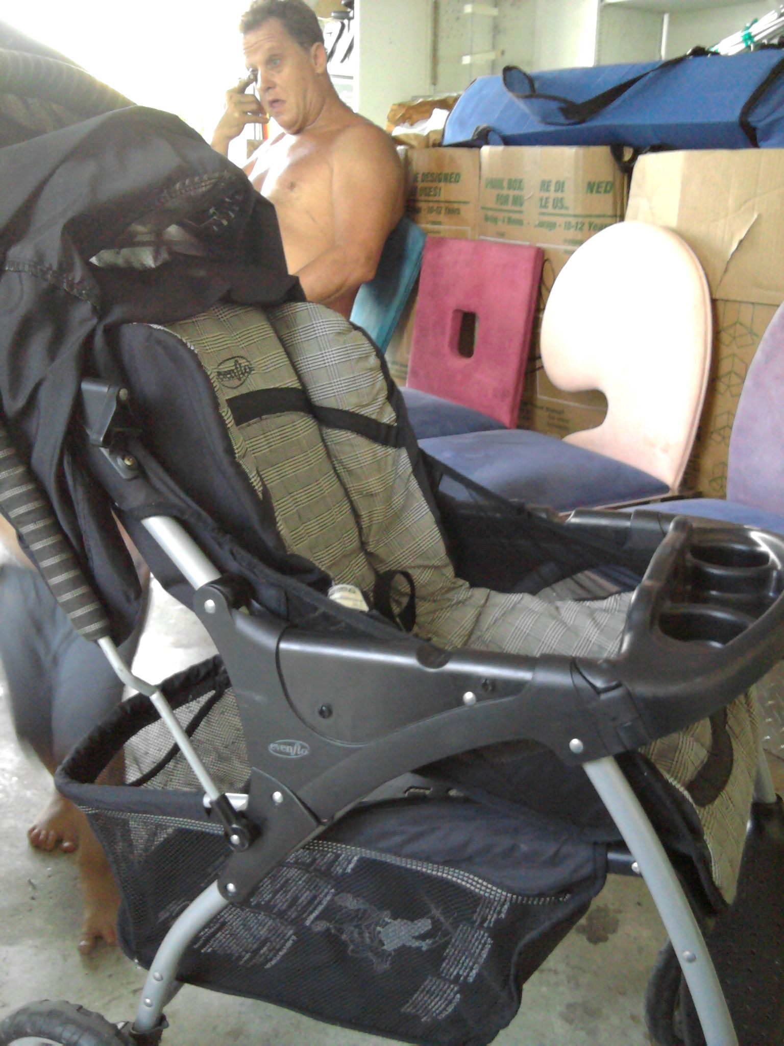 Evenflo Stroller in krystalnance's Garage Sale Oakland