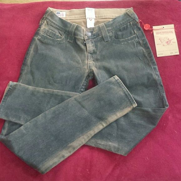 True religion 100%authentic Color: we black vint,  Casey super skinny legging True Religion Jeans Skinny