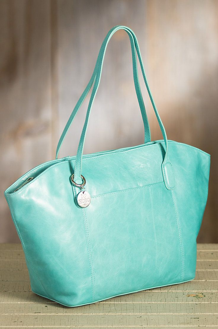 Hobo Patti Leather Tote Bag | Overland Sheepskin | fashion ...