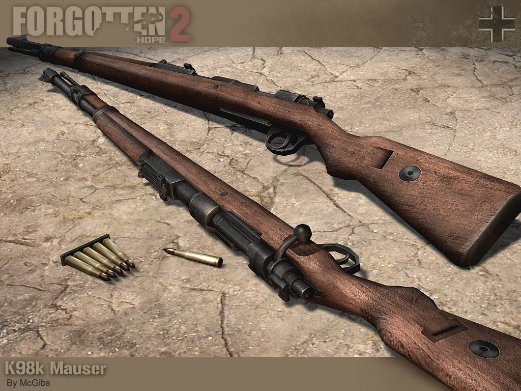 "German Kar98k......""The Most Foolish Mistake We Could"