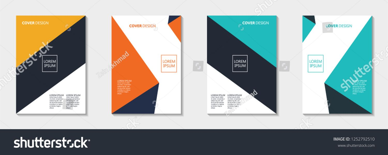 Cover Design Template Abstract Book Cover Design Cover Design Book Cover Design Design Template