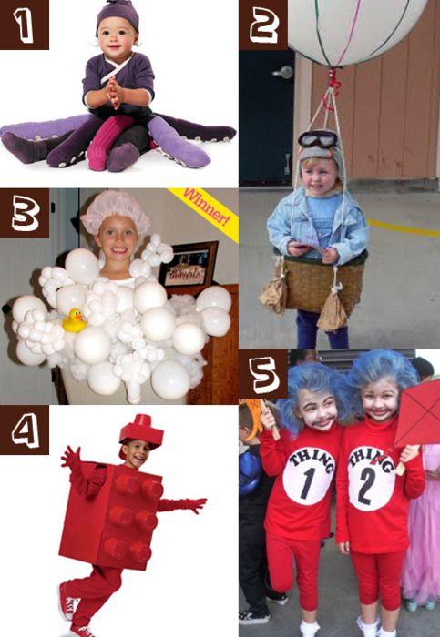 5 easy Halloween costumes for kids  sc 1 st  Pinterest & 5 easy Halloween costumes for kids | Crafts | Pinterest | Easy ...