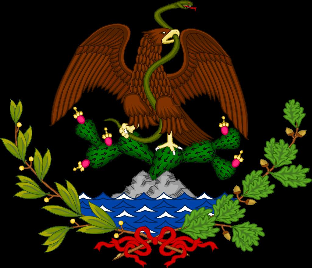 Escudo De La Primera Republica Federal De Los Estados Unidos Mexicanos Svg State Of Mexico European Ancestry Coat Of Arms