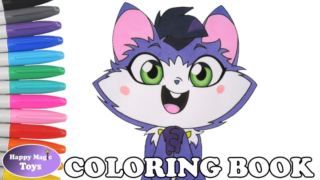 LoliRock Amaru coloring page video LoliRock coloring page video ...