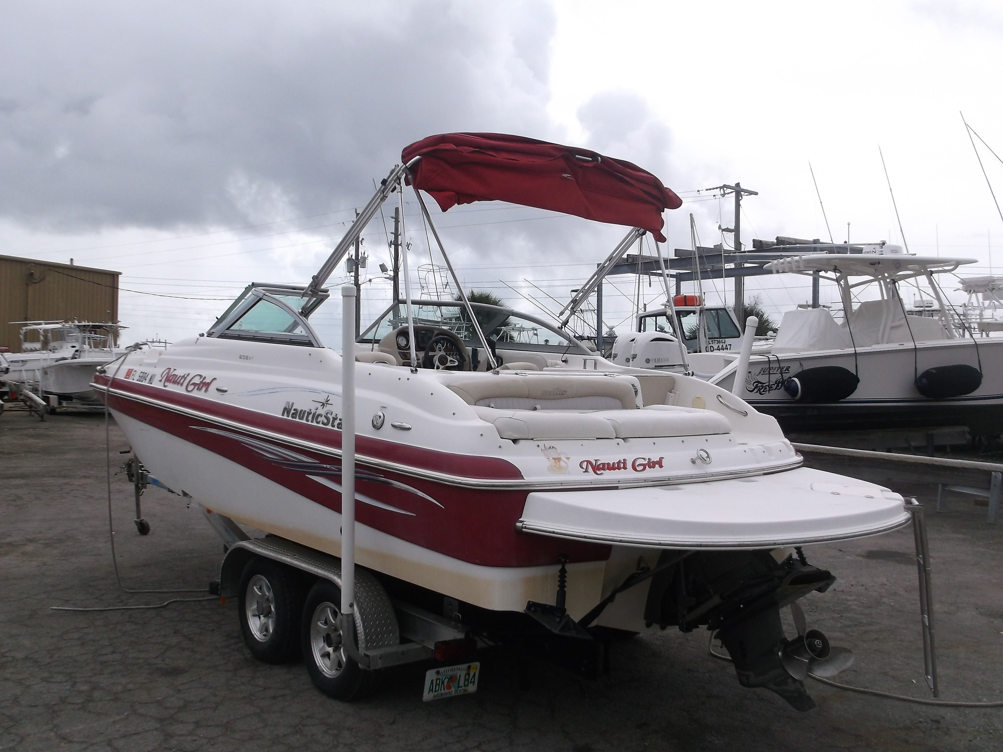 2009 nautic star 232 dual console boatnation com a boater s resource directory