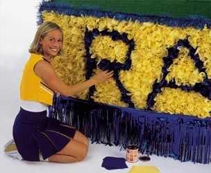 parade float building basics i remember this pinterest chicken