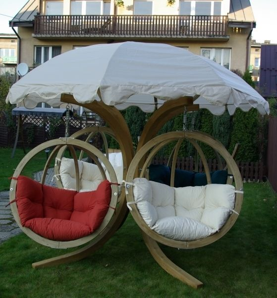 quadro h ngesessel mit gestell in garten terrasse m bel h ngematten ebay pinterest. Black Bedroom Furniture Sets. Home Design Ideas