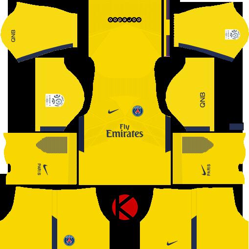 Dream League Soccer Psg Kits With Logo And Url Esportes Camisas De Futebol Futebol