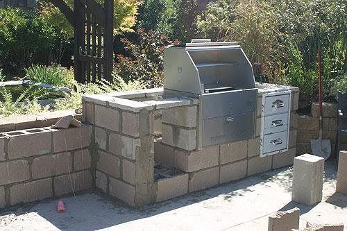 Build Your Own Outdoor Kitchen Outdoor Kitchen Outdoor Kitchen Design Outdoor Barbeque