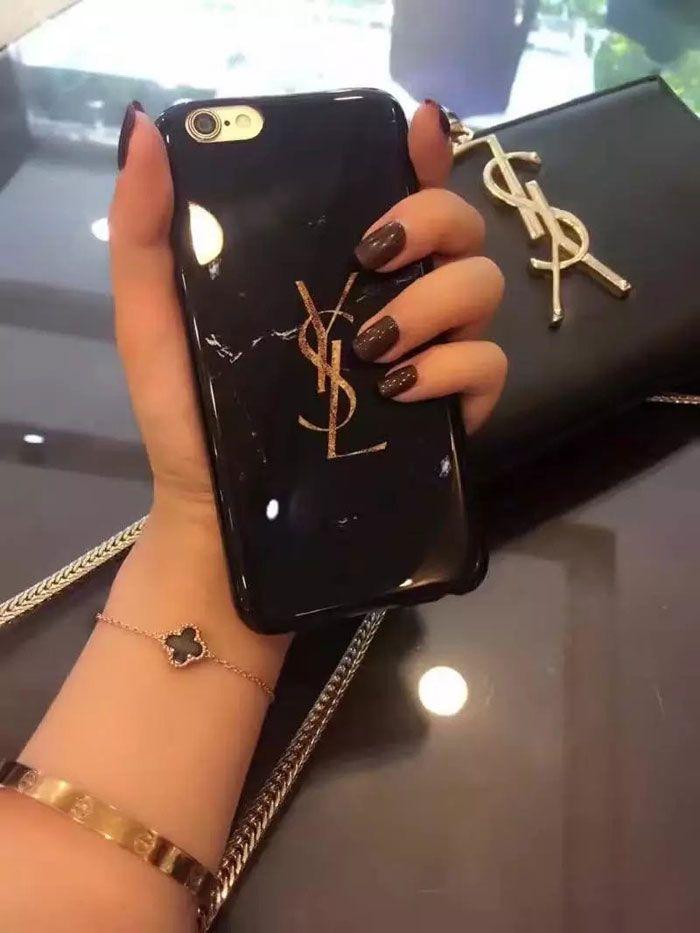 coque iphone 7 ysl