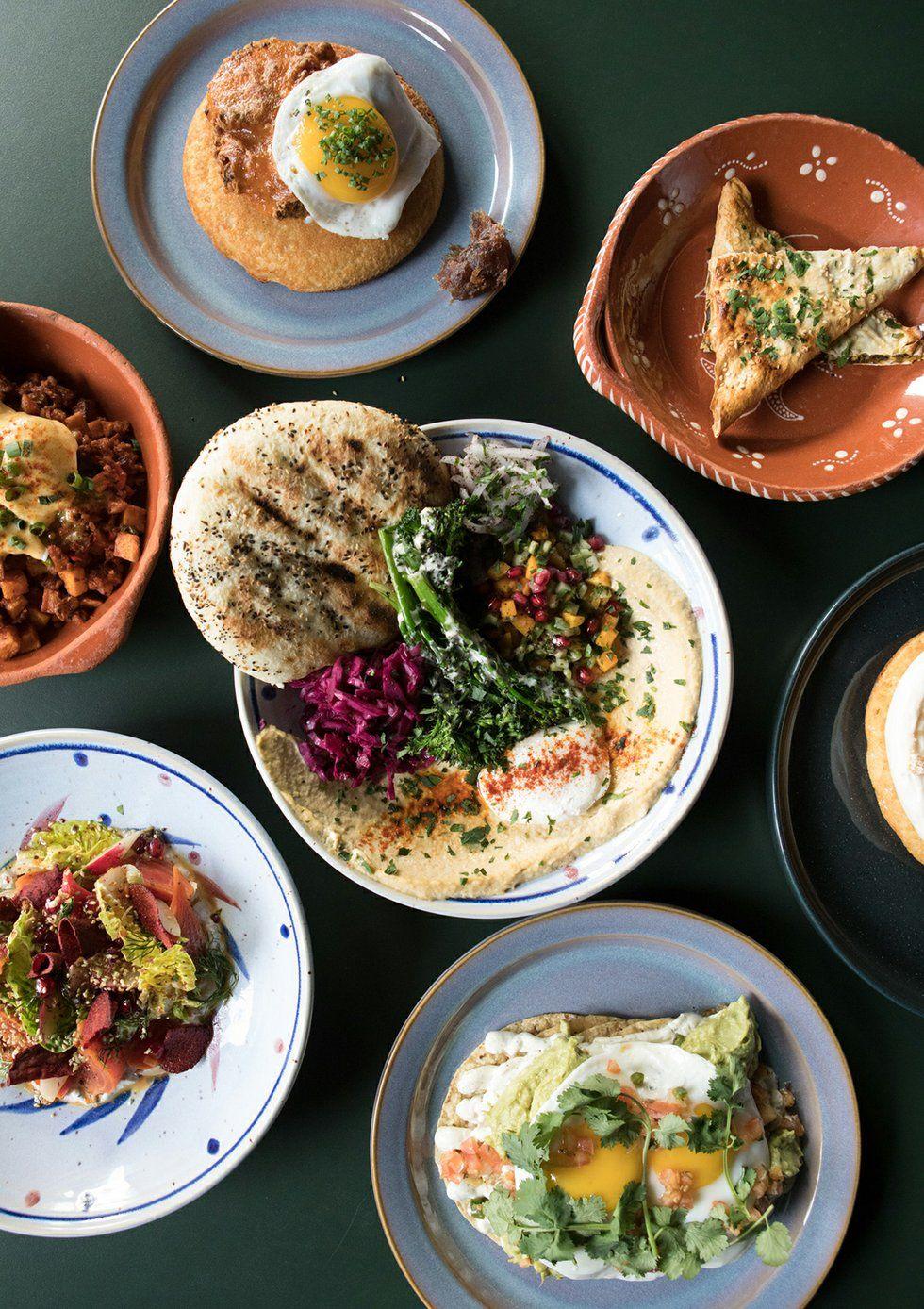 Toronto S Best New Brunch 2020 Now Magazine Easy Bean Recipes Tapas Dinner Brunch Restaurants