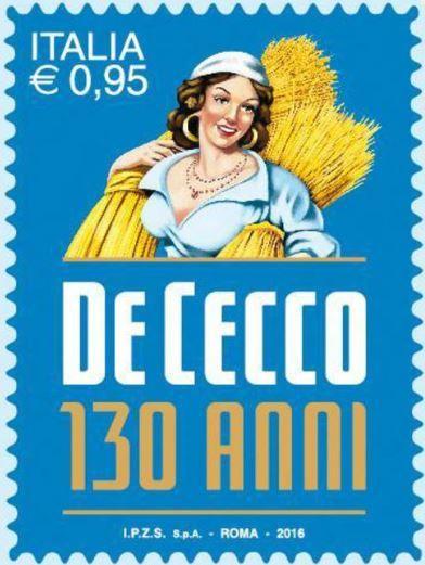 De Cecco pasta fylder 130 år