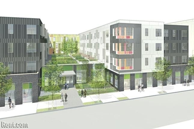 Check Out Paseo Verde South Apartments On Rent Com Affordable Housing Philadelphia Apartment Architect Magazine