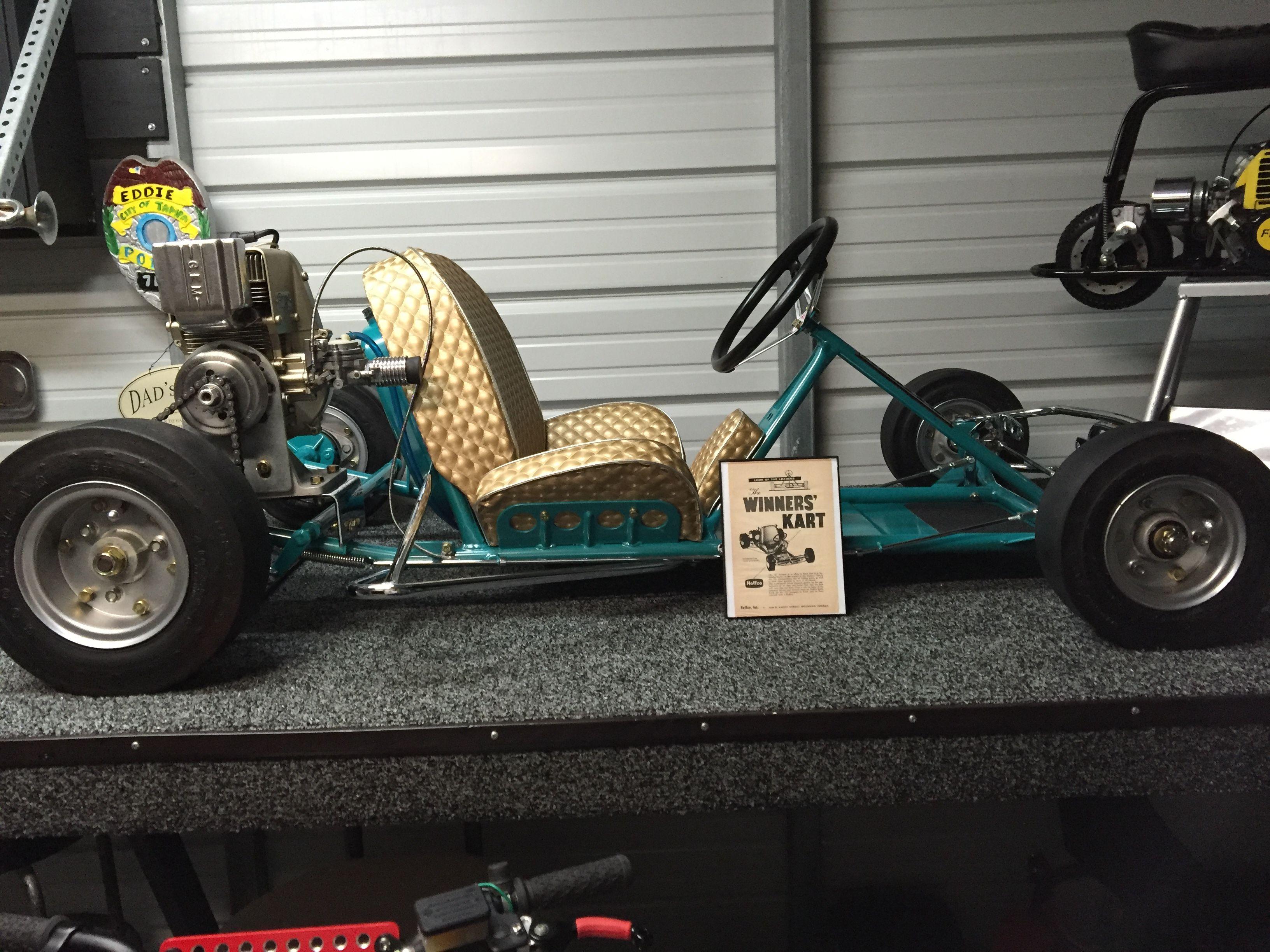 vintage racing go kart