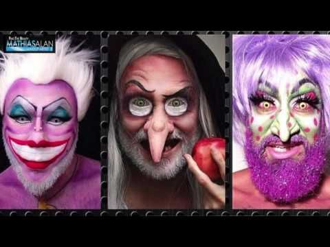 best halloween makeup products for character makeup transformations in this weeks monday makeup chat the only pro makeup artist talk show on youtube