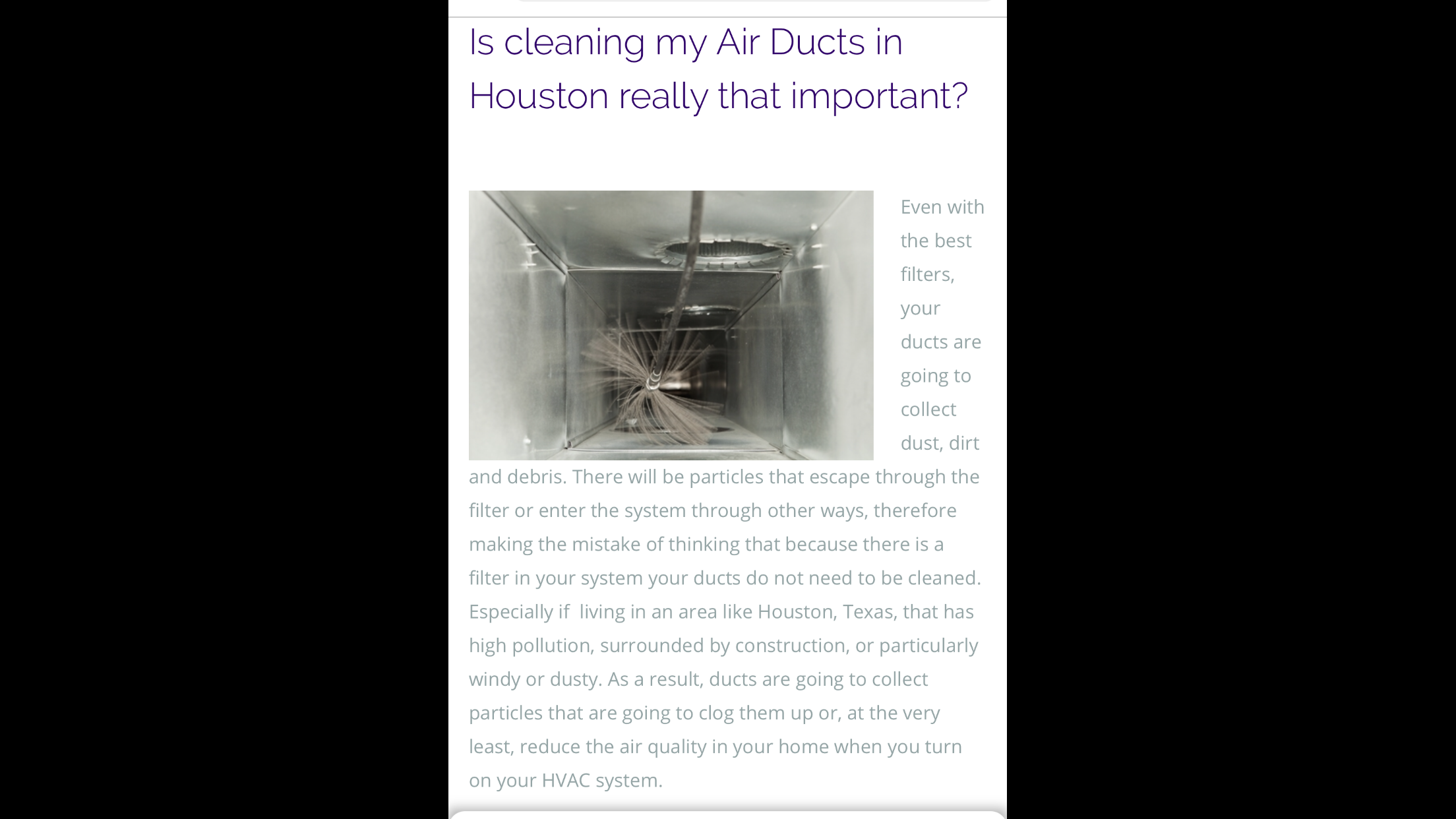 A/C Air Duct Cleaning Houston Texas Vent Cleaning (832
