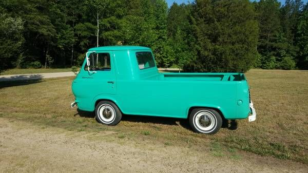 1963 Econoline Pickup Craigslist 1963 Ford Econoline Pickup Truck For Sale Kannapolis North